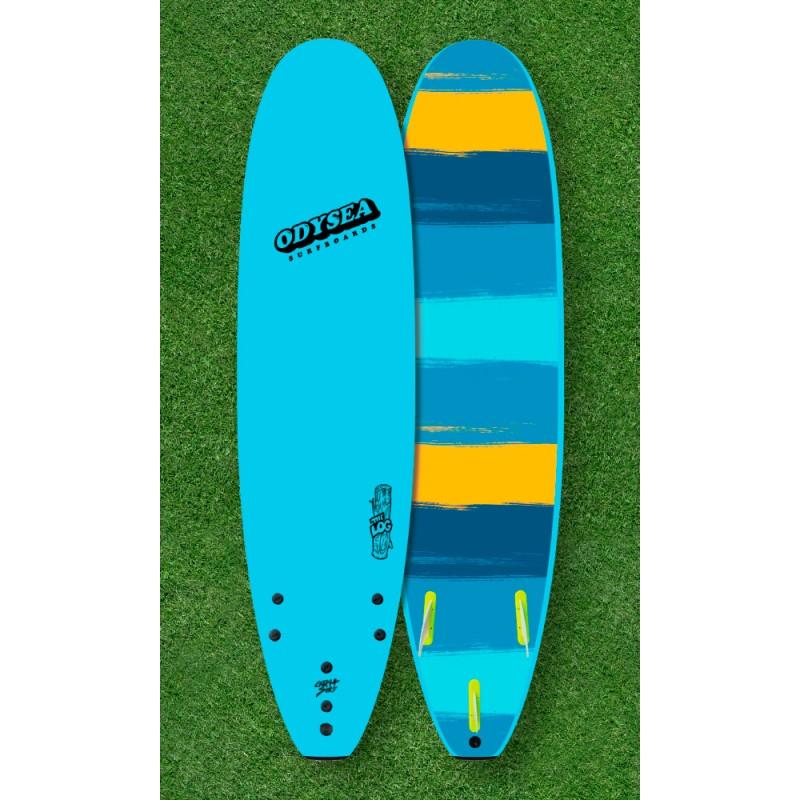 log catch surf
